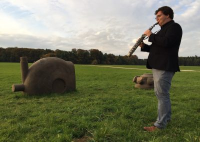 Interim17_musikalische Performance: Dan Roncari